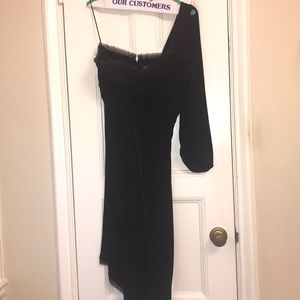 Evening cocktail dress